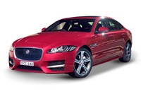 2017 Jaguar XF 20d R-Sport 4D Sedan
