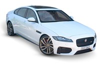 2017 Jaguar XF 35t S 4D Sedan