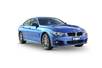 2017 BMW 430i Luxury Line 2D Coupe