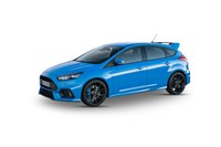 2017 Ford Focus RS 5D Hatchback