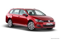 2017 Volkswagen Golf 110 TDI Highline 4D Wagon