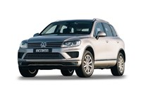 2017 Volkswagen Touareg 150 TDI Element 4D Wagon