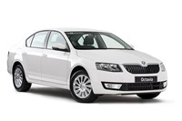 2017 Skoda Octavia 110 TSI Ambition 4D Sedan