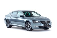 2017 Skoda Superb 162 TSI 4D Sedan