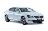 2017 Skoda Superb 206 TSI 4D Sedan