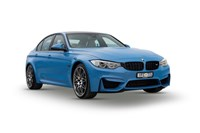 2017 BMW M3 Competition 4D Sedan