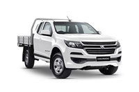 2017 Holden Colorado LS (4x4) Space C/Chas