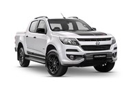 2017 Holden Colorado Z71 (4x4) Crew Cab P/Up