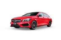 2017 Mercedes-Benz CLA45 4Matic (Fuel Efficient) S/B 4D Wagon