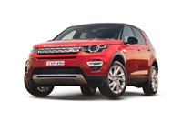 2017 Land Rover Discovery Sport TD4 180 HSE Luxury 5 Seat 4D Wagon