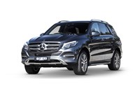 2017 Mercedes-Benz GLE350 d 4Matic 4D Coupe