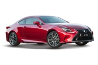 2017 Lexus RC 350 Luxury 2D Coupe
