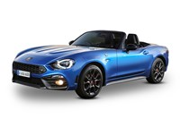 2017 Abarth 124 Spider 2D Roadster