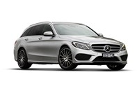 2017 Mercedes-Benz C350 e 4D Wagon