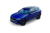 2017 Jaguar F-Pace 35t First Edition 4D Wagon