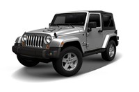 2017 Jeep Wrangler Overland (4x4) 2D Softtop