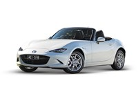 2017 Mazda MX-5 Roadster 2D Convertible