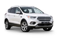 2017 Ford Escape Titanium (AWD) 4D Wagon