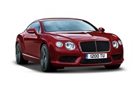 2016 Bentley Continental GT W12 2D Coupe