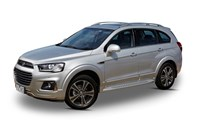 2017 Holden Captiva 7 LTZ (AWD) 4D Wagon