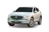 2017 Mazda CX-5 Touring (4x4) 4D Wagon