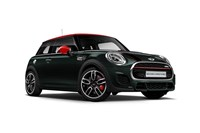 2017 Mini Cooper JCW 3D Hatchback