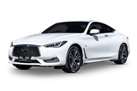 2017 Infiniti Q60 RED Sport 2D Coupe