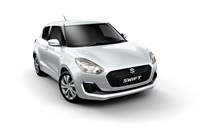 2017 Suzuki Swift GL 5D Hatchback