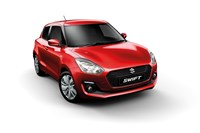 2017 Suzuki Swift GL Navigator (Safety) 5D Hatchback