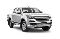 2018 Holden Colorado LS (4x4) Crew Cab P/Up