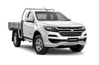 2018 Holden Colorado LS (4x4) C/Chas