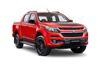 2018 Holden Colorado Z71 (4x4) Crew Cab P/Up