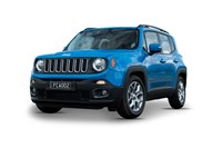2017 Jeep Renegade Longitude 4D Wagon