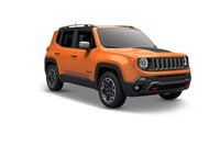 2017 Jeep Renegade Trailhawk 4D Wagon