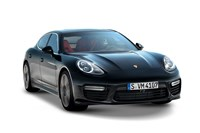 2017 Porsche Panamera Turbo 4D Coupe