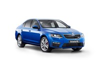 2017 Skoda Octavia RS 135 TDI 4D Sedan