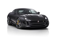 2017 Jaguar F-Type 2.0 R-Dynamic (221kW) 2D Coupe