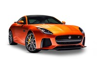 2017 Jaguar F-Type SV8 R AWD (404kW) 2D Coupe