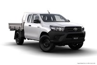 2018 Toyota Hilux Workmate Hi-Rider Dual Cab Utility