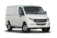 2017 LDV V80 SWB LOW 4D Van