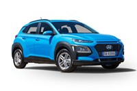 2017 Hyundai Kona Active Safety (AWD) 4D Wagon