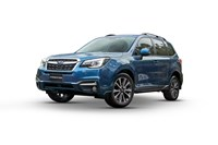 2017 Subaru Forester 2.5i-L Eyesight Special EDT 4D Wagon