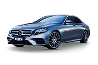 2018 Mercedes-Benz E350 d 4D Saloon