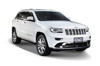 2017 Jeep Grand Cherokee Laredo (4x4) 4D Wagon