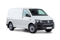 2017 Volkswagen Transporter TDI 450 4MOTION LWB LOW Van