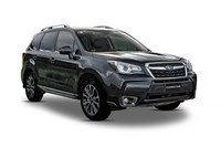 2018 Subaru Forester Fleet Edition 4D Wagon