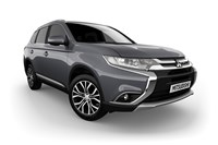 2018 Mitsubishi Outlander Exceed 7 Seat (AWD) 4D Wagon