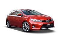 2015 Toyota Corolla Levin ZR 5D Hatchback
