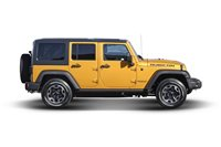 2015 Jeep Wrangler Unlimited Rubicon (4x4) 4D Softtop