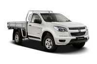 2015 Holden Colorado DX (4x4) C/Chas